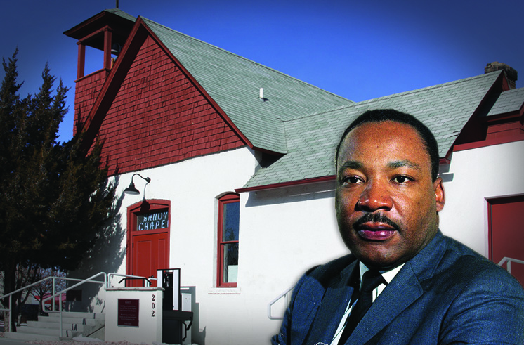 Handy Chapel and Martin Luther King, Jr.
