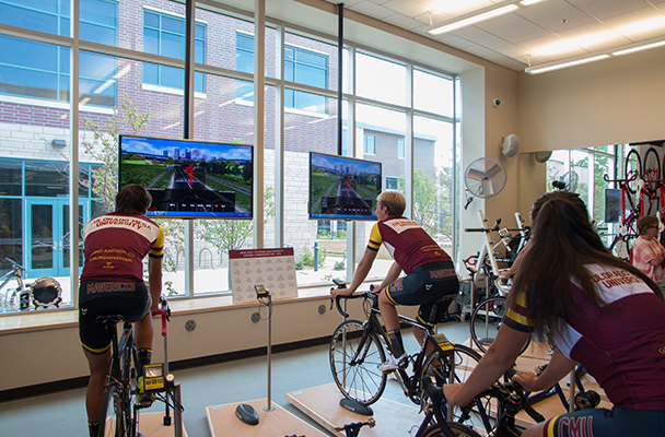 Cycling center
