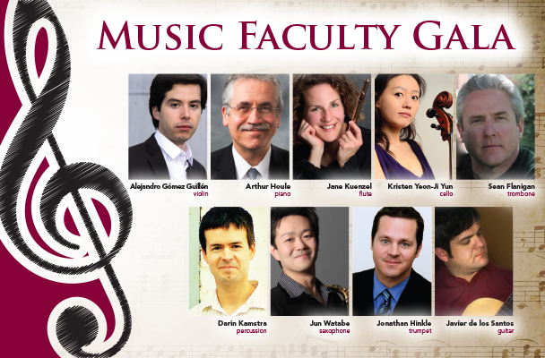 Music faculty