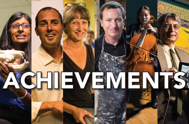 Faculty and staff achievements
