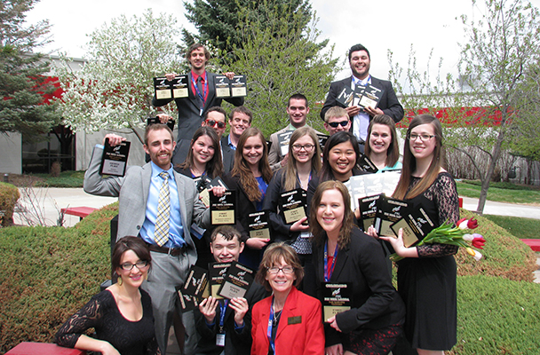 FBLA-PBL wins more than 50 state awards