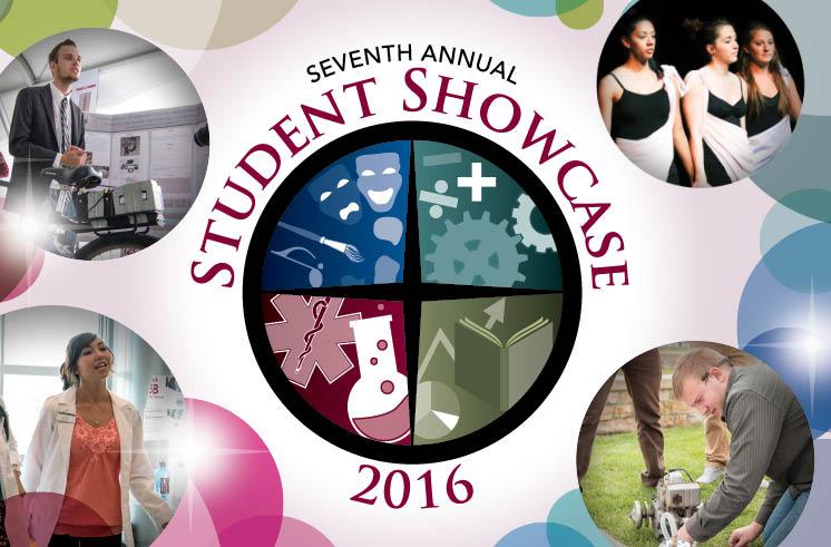 Student Showcase 2016