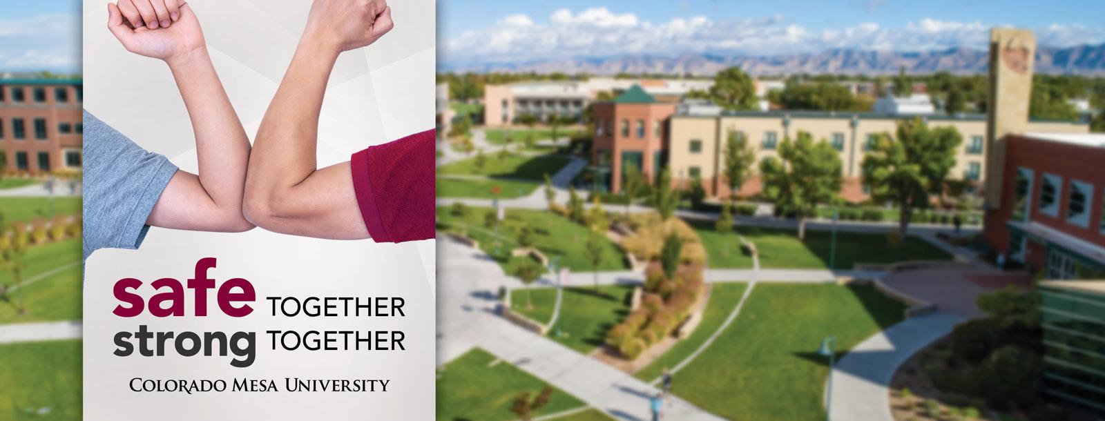 Colorado Mesa University In Grand Junction Colorado Colorado