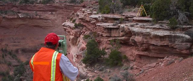 Land Surveying and Geomatics