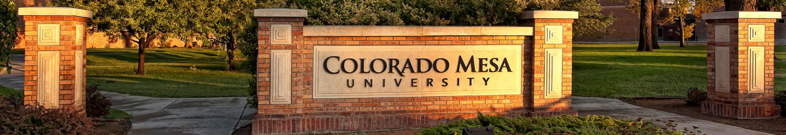 Wccc Campus Map.Campus Maps Colorado Mesa University