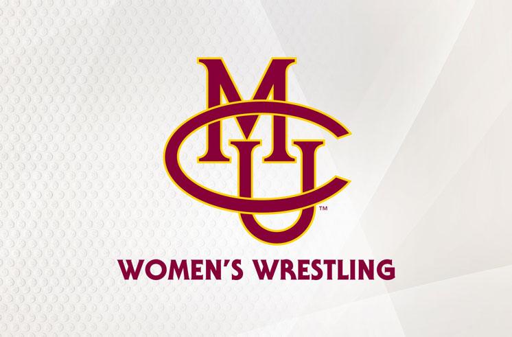 CMU Women's Wrestling logo