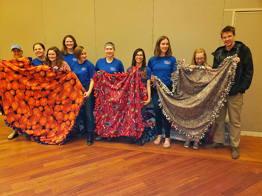 Project Linus covers children in the community - CMUnow