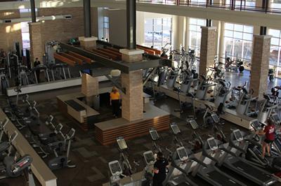 Hamilton Recreation Center Facilities And Amenities