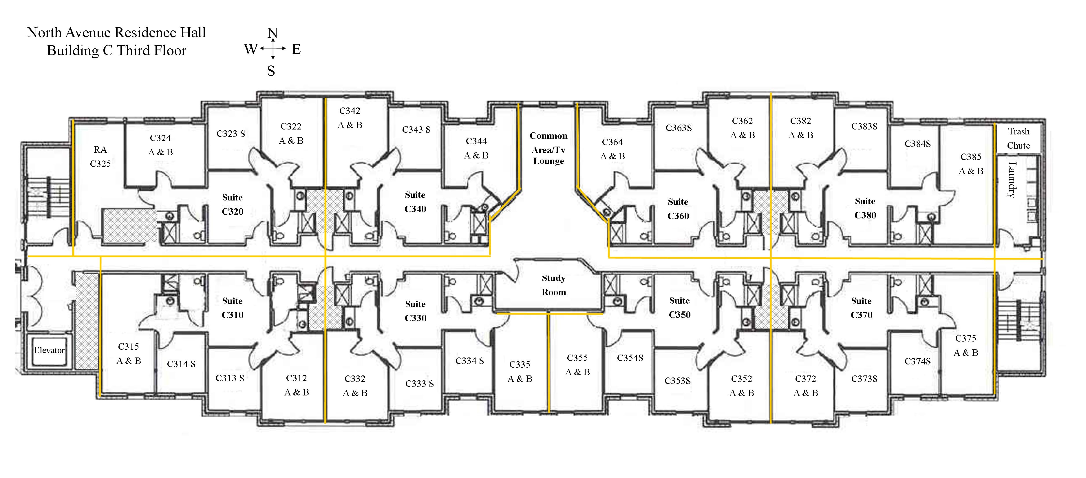 student housing floor plans student house plans with pictures