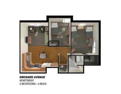 Orchard Apartments Colorado Mesa Univ