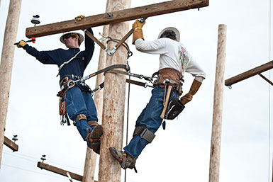 Electric Lineworker Western Colorado Community College